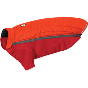 Ruffwear Powder Hound Jacket sockeye red